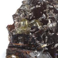 Mimetite Smithsonite & Goethite
