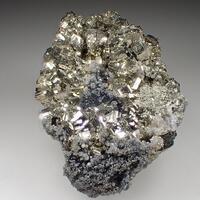 Jamesonite Quartz & Pyrite