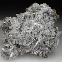 Sphalerite Pyrite & Calcite