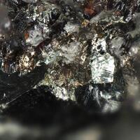 Mattagamite & Tellurantimony