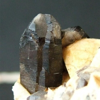 Orthoclase Smoky Quartz & Mica