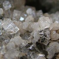 Thomsonite With Chabazite