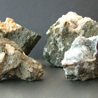 Gmelinite Gobbinsite Thomsonite & Chabazite
