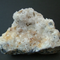 Fluorite With Smithsonite