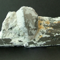 Wolframite With Quartz