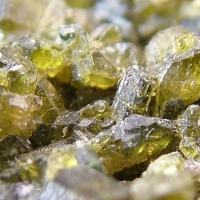 Epidote With Diopside