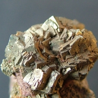Marcasite With Pyrite