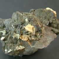 Smithsonite Psm Strontianite With Sphalerite & Fluorite