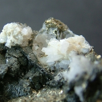 Tetrahedrite Tennantite In Pyrite & Quartz