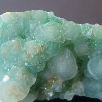 Smithsonite With Adamite