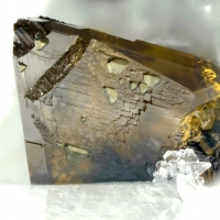 Colusite On Sphalerite