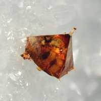 Wurtzite On Sphalerite