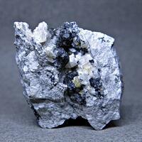 Dawsonite & Weloganite