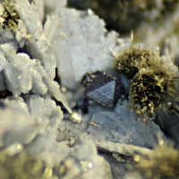 Sphalerite & Aegirine