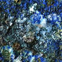 Linarite Brochantite & Gypsum