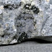 Dawsonite Fluorite & Marcasite