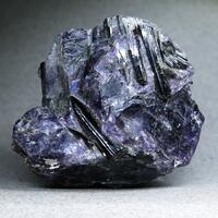 Fluorite & Aegirine