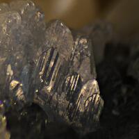 Leucosphenite Lorenzenite & Quartz