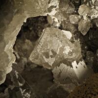Cryolite Dawsonite Weloganite & Dresserite