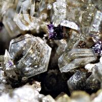 Gmelinite Fluorite & Marcasite
