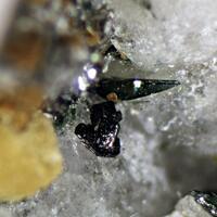 Hematite Aegirine & Calcite