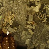 Nenadkevichite Rhodochrosite & Quartz