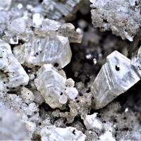 Marcasite Weloganite Baryte & Dawsonite