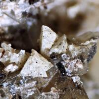 Genthelvite Natrolite Catapleiite Albite Polylithionite & Kupletskite