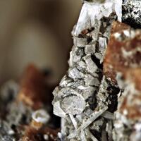 Rhabdophane Rhodochrosite Catapleiite Fluorite & Bastnäsite