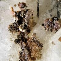 Leifite Calcioancylite & Rhodochrosite