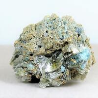 Fluorite Rhodochrosite & Mica