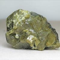 Lecoqite-(Y) Thomasclarkite-(Y) & Siderite