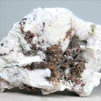 Rhodochrosite & Albite