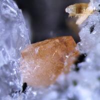 Rhodochrosite & Sazhinite