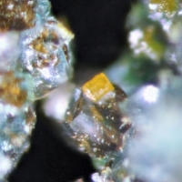 Clinobisvanite & Khorixasite