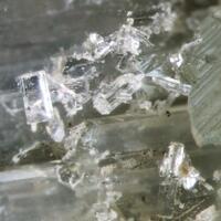 Fluorapatite Fluorite & Pectolite