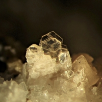 Sabinaite & Microcline