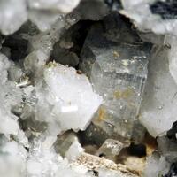Leucosphenite & Lorenzenite
