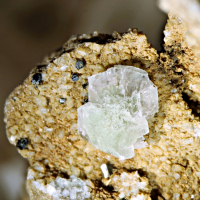 Dolomite & Anatase