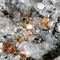 Fluorite & Villiaumite