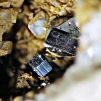 Anatase & Dolomite