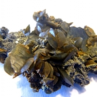 Siderite & Bournonite