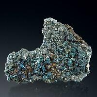 Chalcopyrite & Pyrite
