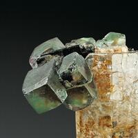 Fluorite Beryl & Schorl
