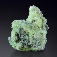 Harmotome Fluorapophyllite & Pyrite
