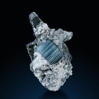 Apatite Ferberite & Dolomite