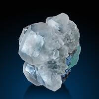 Fluorite Pyrite & Galena