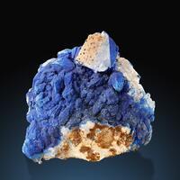 Azurite & Dolomite