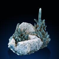 Prase & Calcite