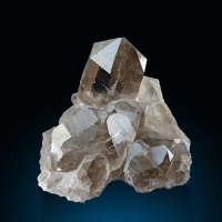 Rock Crystal & Gwindel